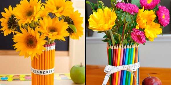 Идеи для подарка ко дню учителя своими руками