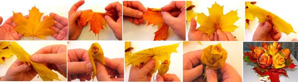Как сделать бумагу из листьев клена 356