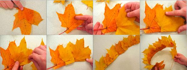 картинки для детей листья осенние