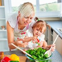Дитяче харчування: виховуємо смаки змалечку