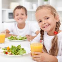 9 найкорисніших продуктів для дітей