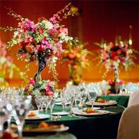 Квіткові акценти на весіллі